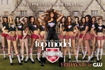 America's Next Top Model College Edition: Cycle 19, Episode 1 :: The Girl Who Makes The Grade
