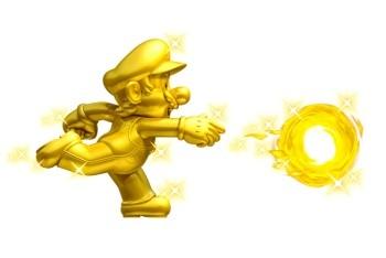 Golden Fireballs