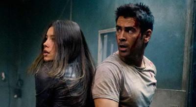 Jessica and Colin are cornered