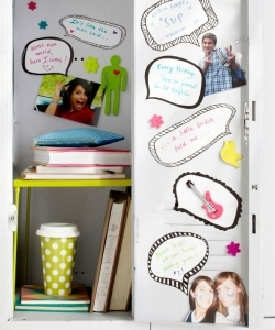 Photo bubbles add a pop of fun and surround you with smiling friendly faces!