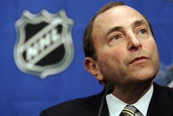 NHL Commissioner