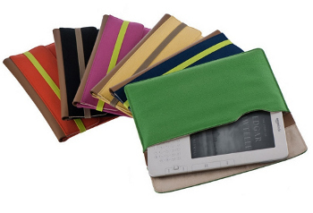 Simple, bright and fun the M Edge Slip Sleeve is great for any tablet