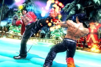 Tekken Fighting