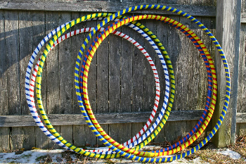 Make Hula-Hoops of All Different Sizes