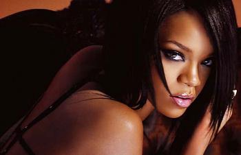 Caribbean cutie Rihanna is an R and B Princess