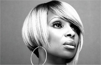 Mary J. Blige worked her way up from humble beginnings