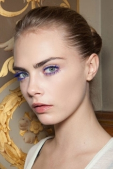 Stella McCartney's Fall 2012 vision of multi-toned eyes
