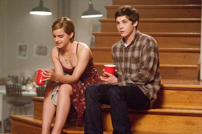 Emma (Sam) and Charlie (Logan)