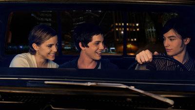 Sam, Charlie and Patrick's wild truck ride