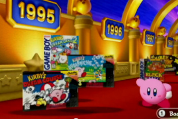 Kirby's Dream Collection :: Wii Game Review