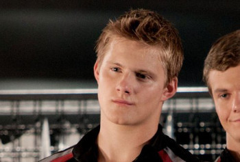 Hunger Games Tribute Cato is natural born bully