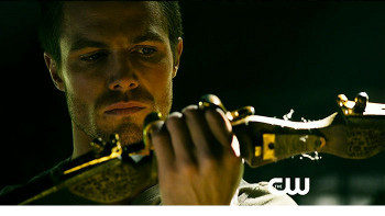Arrow is based on the DC Comics character The Green Arrow