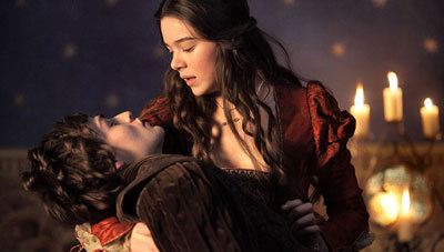 Juliet wakes to find her Romeo dead