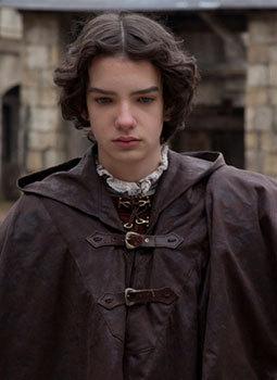 Kodi as a sad Benvolio