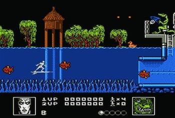 Silver Surfer (NES)