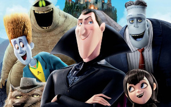 Hotel Transylvania stars the voice talent of Selena Gomez