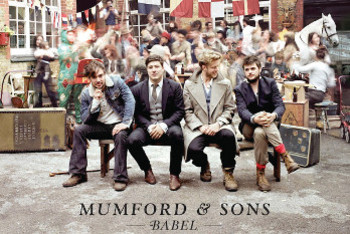 Mumford and Sons latest album, Babel