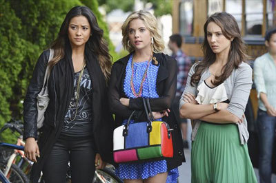 Shay, Ashley and Torian in She's Better Now
