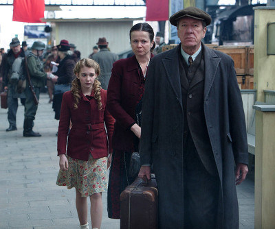 Liesel and her foster parents