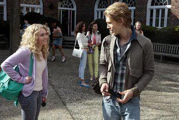 Carrie and Sebastian Kydd