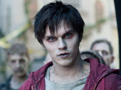 Nick as cute zombie R