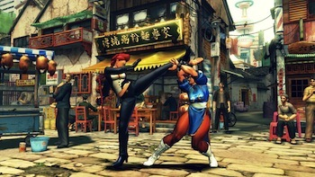 Street Fighter 4 from Capcom