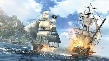 AC4: Black Flag From Ubisoft