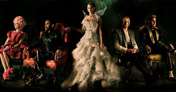 Talk about intense - Catching Fire will make you catch your breath