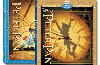 The Peter Pan Diamond Edition is out February 5th, 2013!