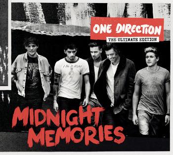 Midnight Memories is 1D's third album