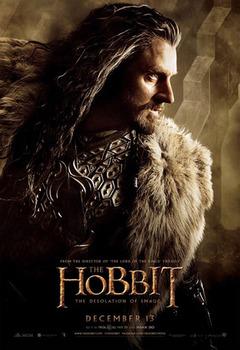 Richard Armitage as Thorin