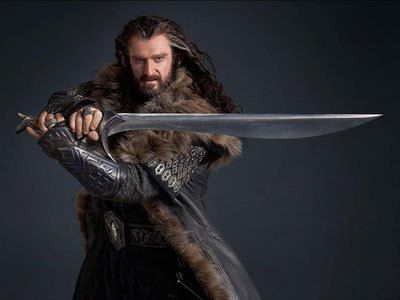 Richard as Thorin