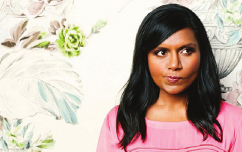 Mindy started writing and performing when she was in college