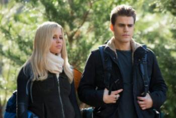 The Vampire Diaries: Season 4, Episode 14 :: Down the Rabbit Hole
