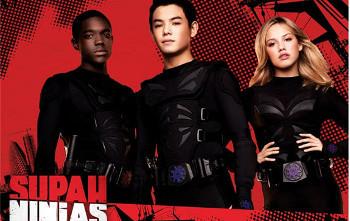 Supah Ninjas is going into it's second season