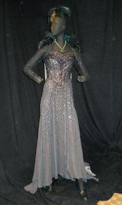 Evanora dark costume