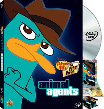 Phineas and Ferb: Animal Agents