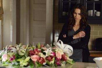Spencer Receives a Wreath