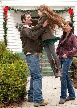 Renesmee visits Grandpa