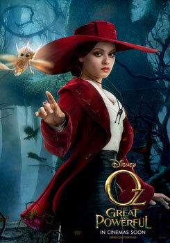 Mila's Theodora poster