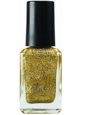 Barry M gold nail glitter