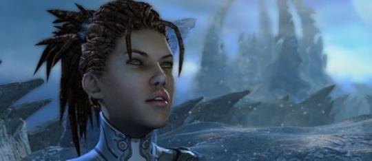 feature feature Heart of the swarm kerrigan - StarCraft II: Heart of the Swarm: PC Game Review