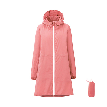 Pocketable Parka from Uniqlo, $39