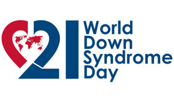World Down Syndrome Day is March 21st