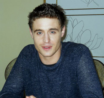 Max Irons at our interview