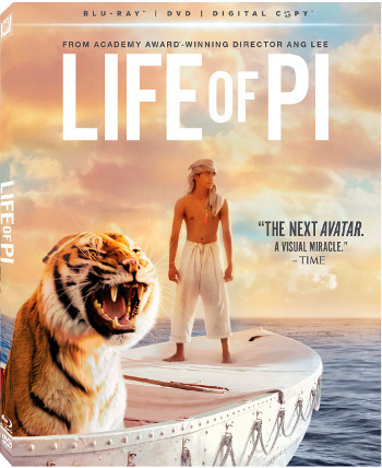 Life of Pi is now available on DVD, Blu-ray and Digital Copy