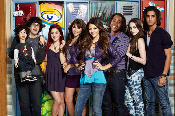 Victoria Justice stars in Victorious!
