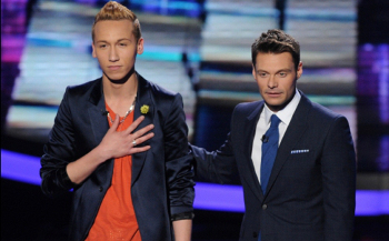Devin Velez was sent home this week from American Idol
