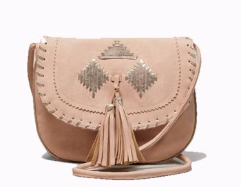 American Eagle tassel bag, $29