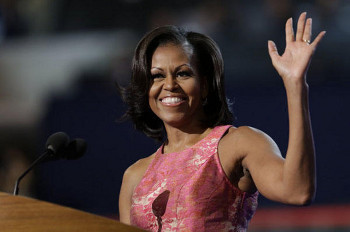 Michelle Obama is a lawyer and works with non profit organizations